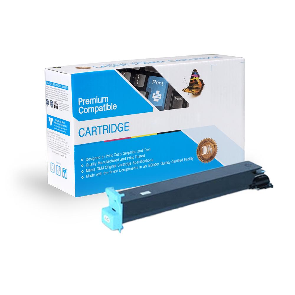 Konica-Minolta Compatible Toner TN210C, 8938-508