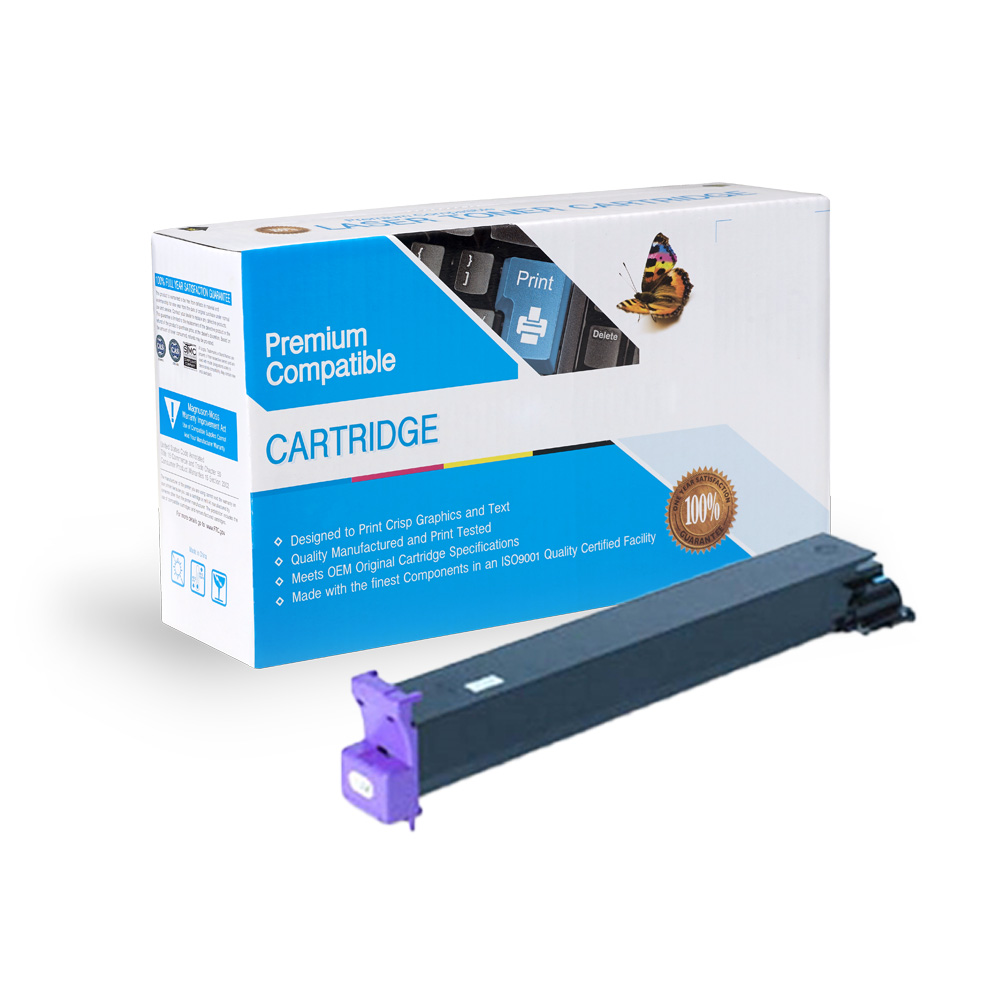 Konica-Minolta Compatible Toner TN210M, 8938-507