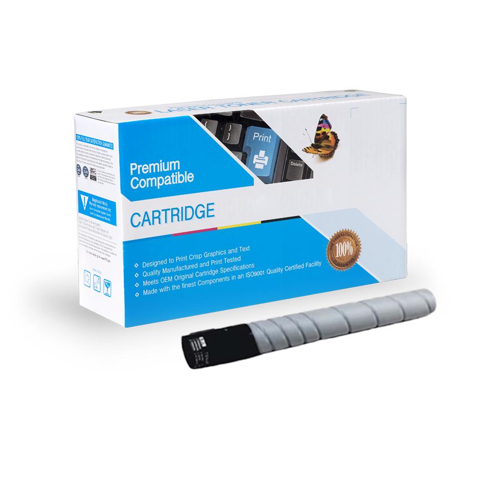 Konica-Minolta Compatible Toner TN321K