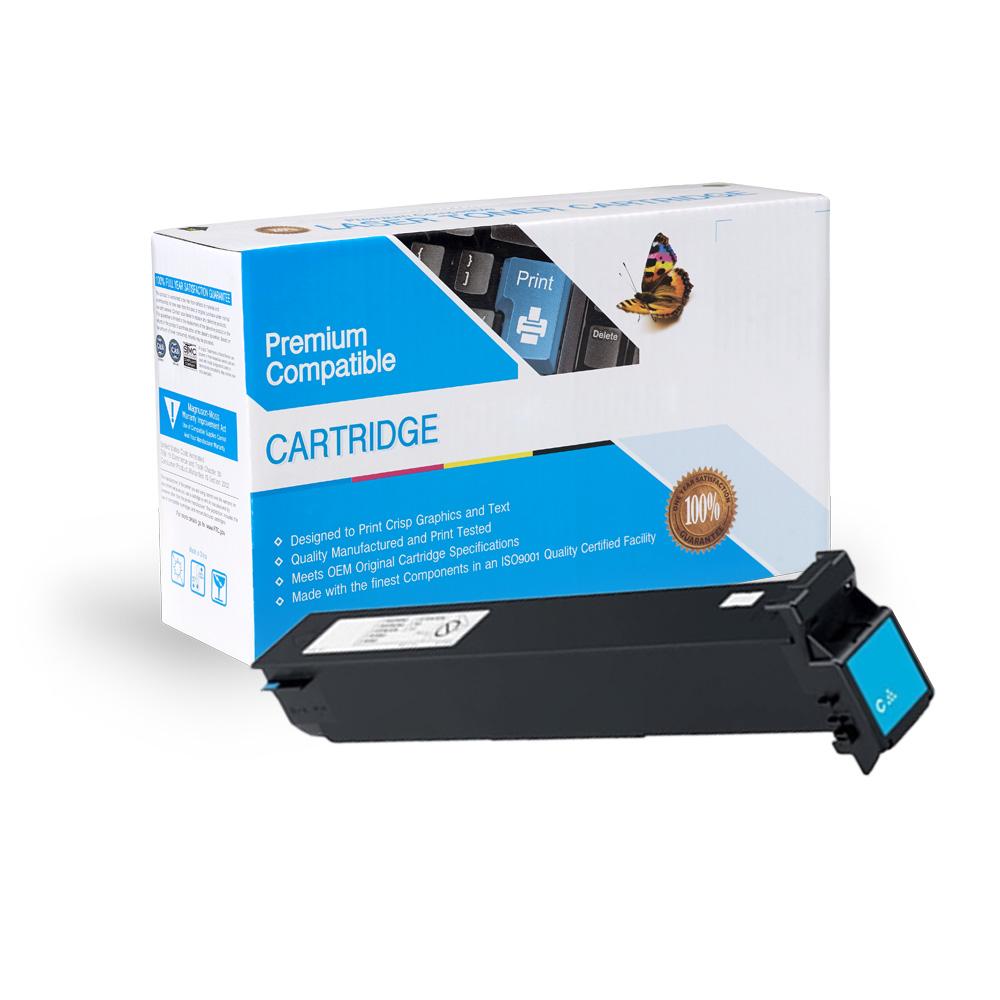 Konica-Minolta Compatible Toner TN613C