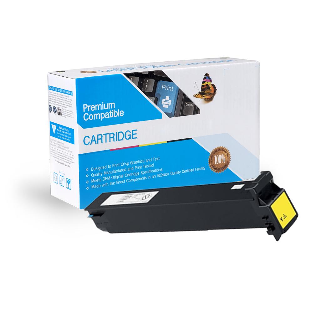 Konica-Minolta Compatible Toner TN613Y