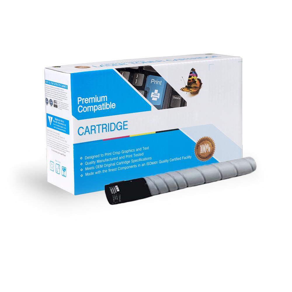 Konica-Minolta Compatible Toner TN221K