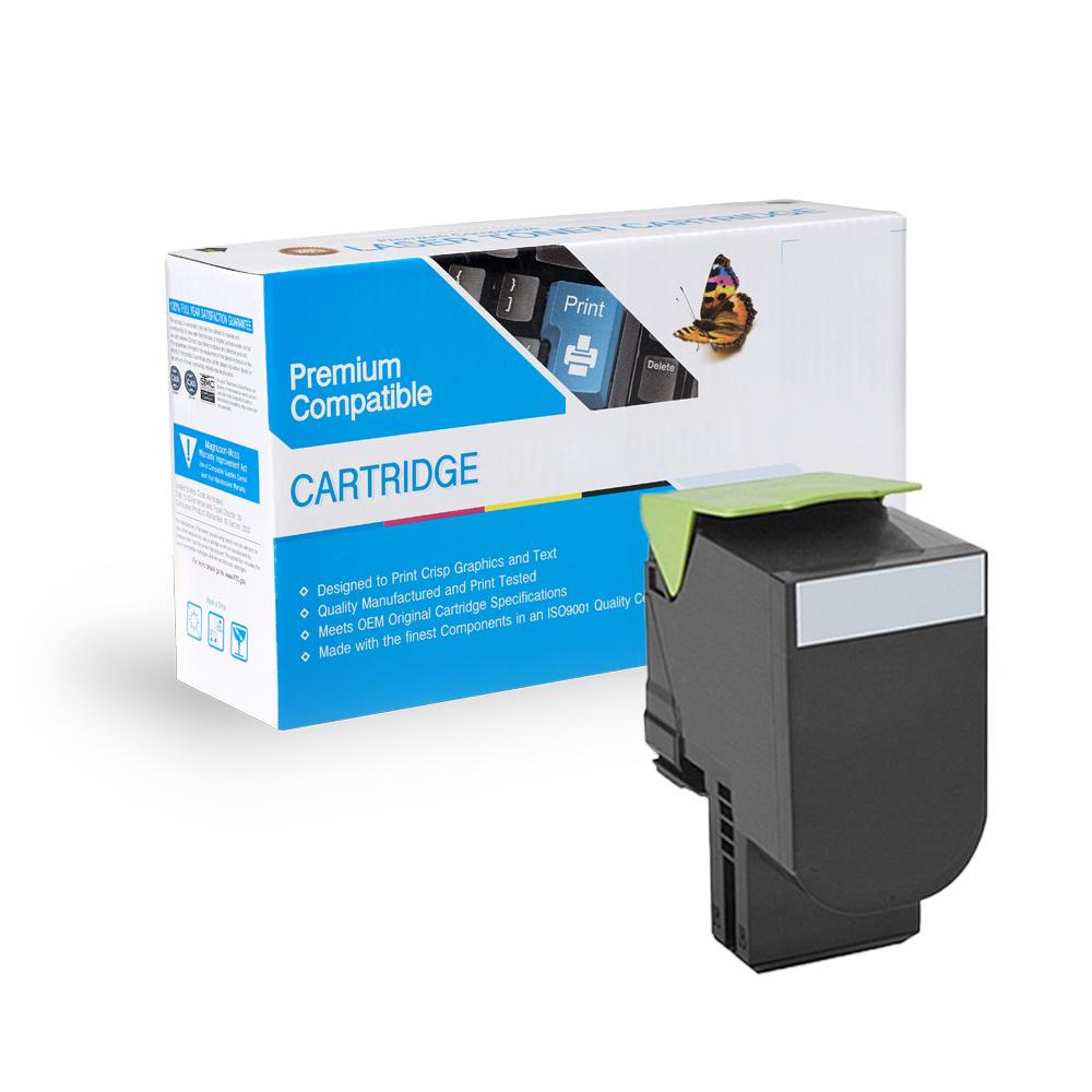 Lexmark Remanufactured Toner 701XK, 70C1XK0