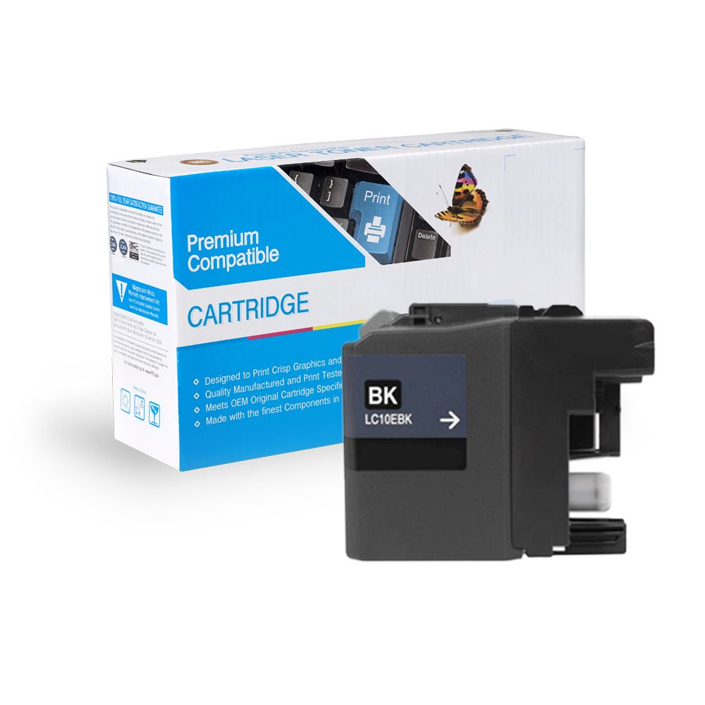 Brother Compatible  LC10EBK
