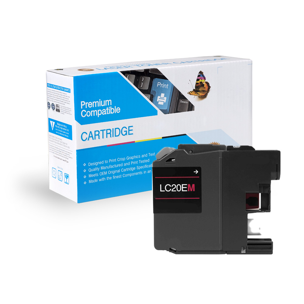 Brother Compatible  LC20EM