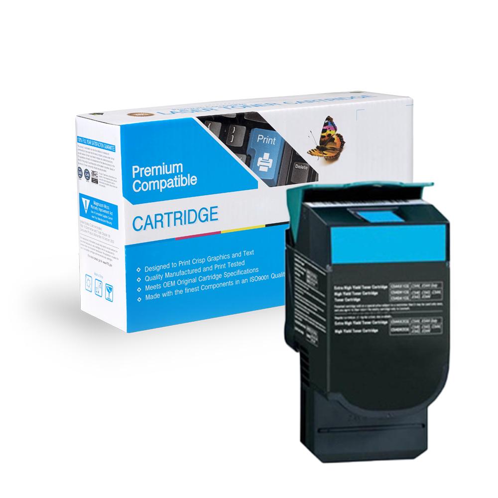 Lexmark Remanufactured Toner C544X1CG