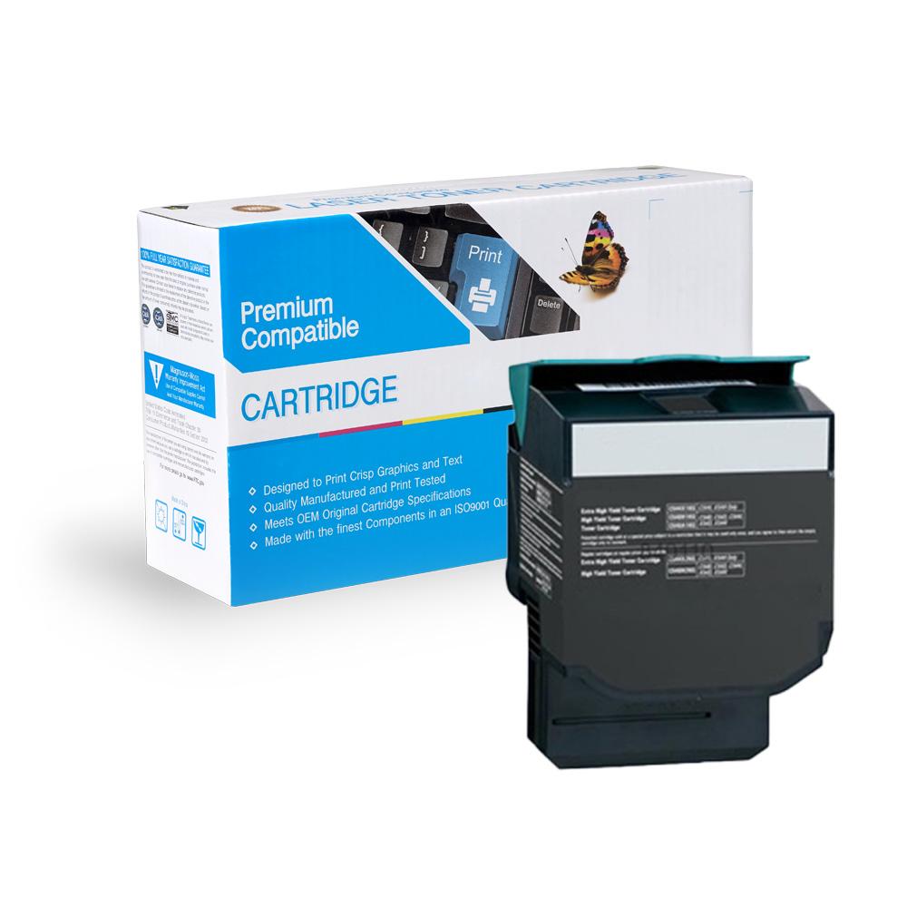 Lexmark Remanufactured Toner C544X2KG, C544X1KG