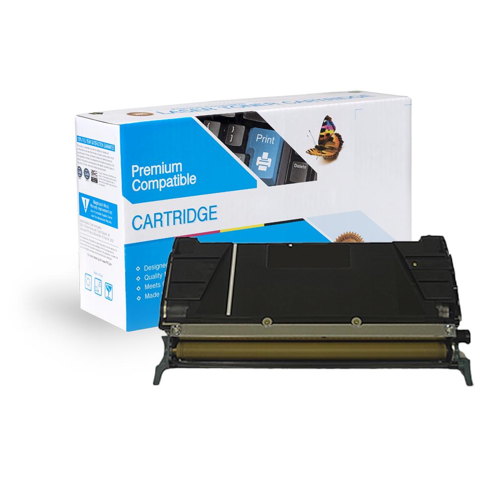 Lexmark Remanufactured Toner C736H2KG