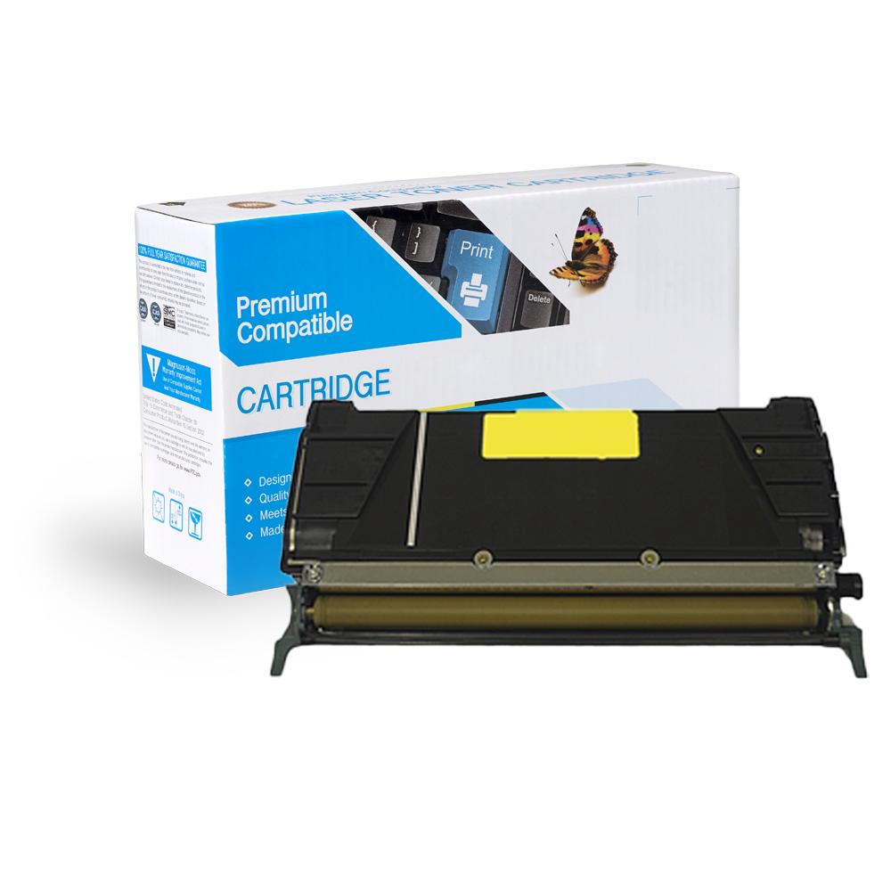 Lexmark Remanufactured Toner C736H2YG