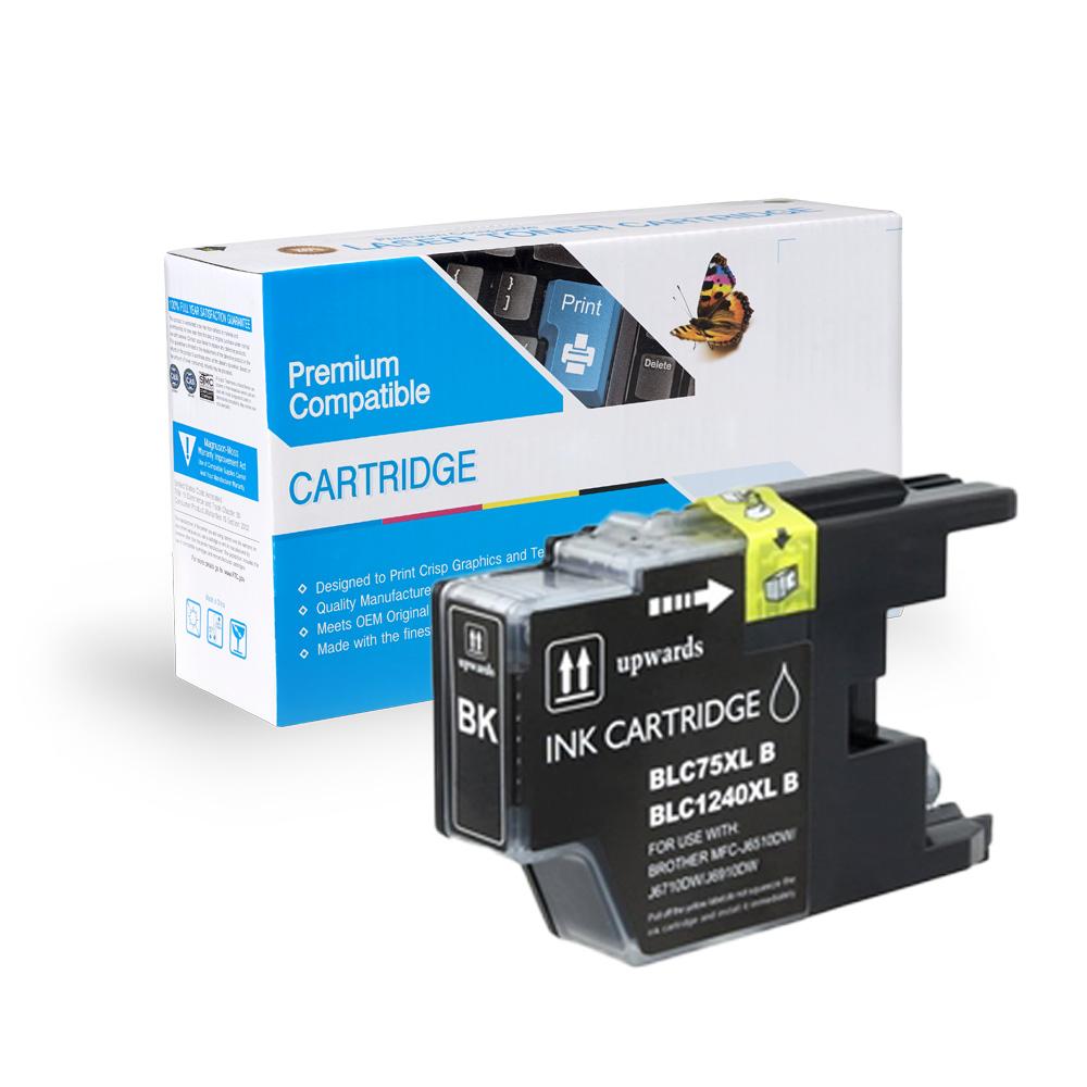 Brother LC75BK Black Inkjet Cartridge