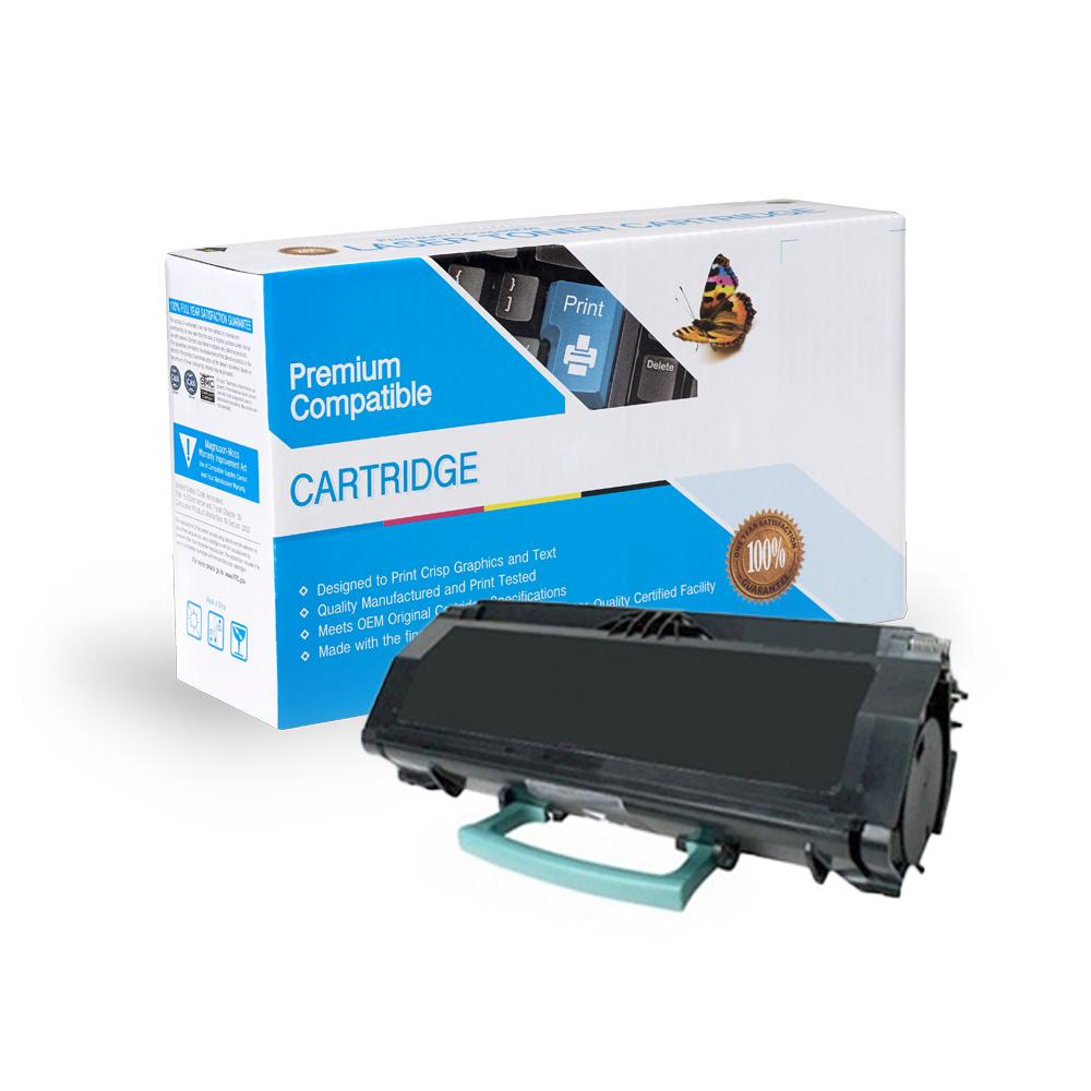 Lexmark Remanufactured Toner E460X11A, E460X21A