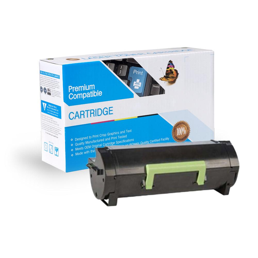 Lexmark Compatible Toner 50F1H00, 501H