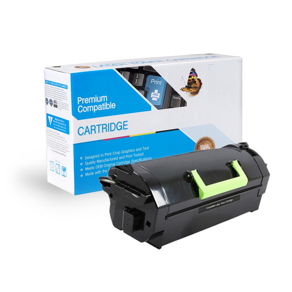 Lexmark Compatible Toner 62D1X00, 621X