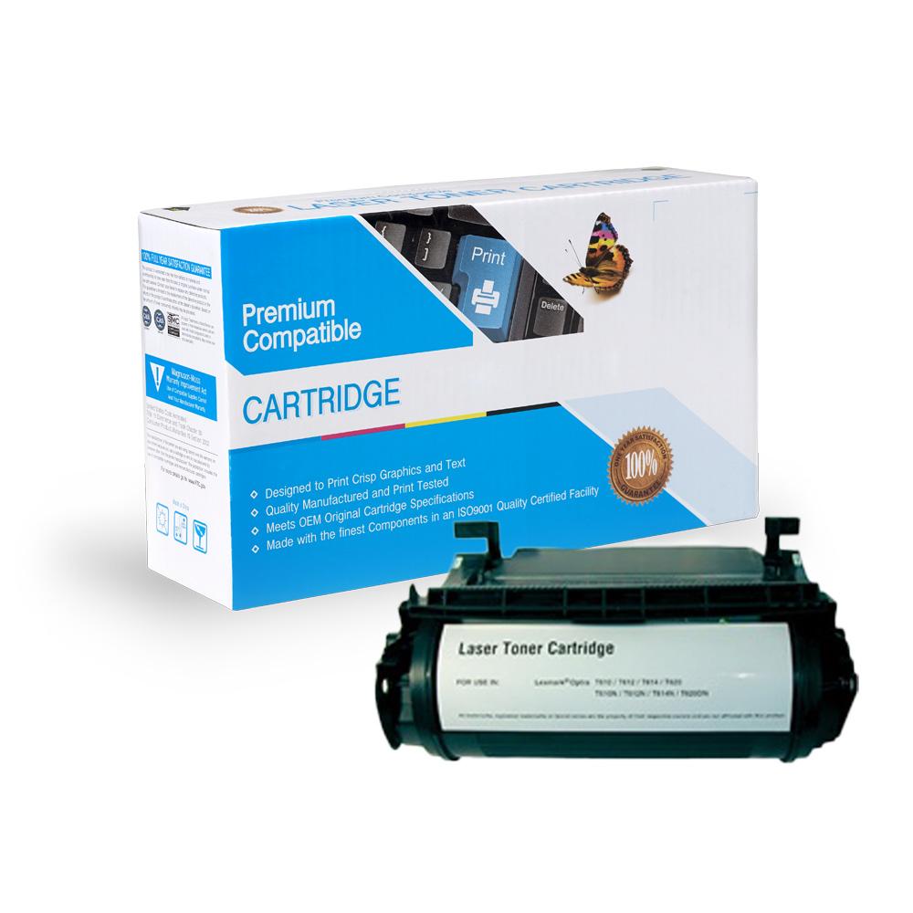 Lexmark Remanufactured Toner 12A5745