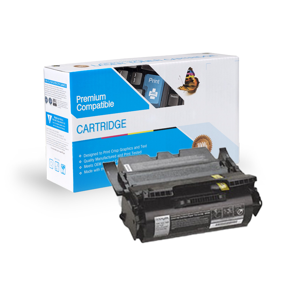 Lexmark Remanufactured Toner 64015HA, 64035HA