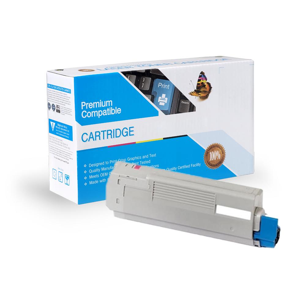 Oki-Okidata Remanufactured Toner 43324402