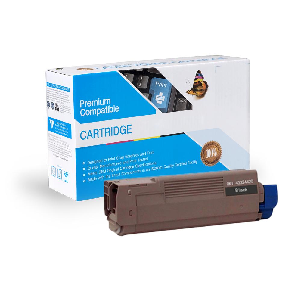Oki-Okidata Compatible Toner 43324420