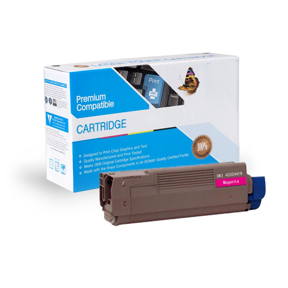 Oki-Okidata Compatible Toner 43324418