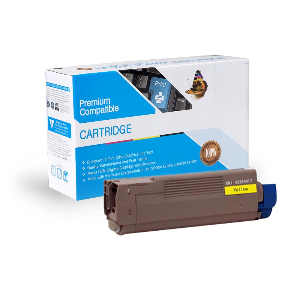 Oki-Okidata Compatible Toner 43324417