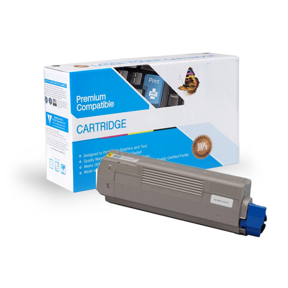Oki-Okidata Compatible Toner 43865717