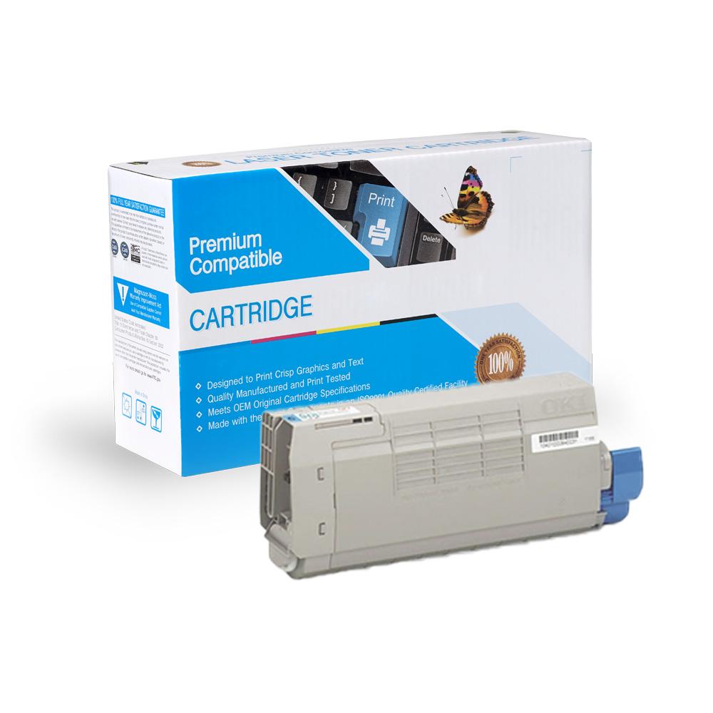Oki-Okidata Remanufactured Toner 43866103