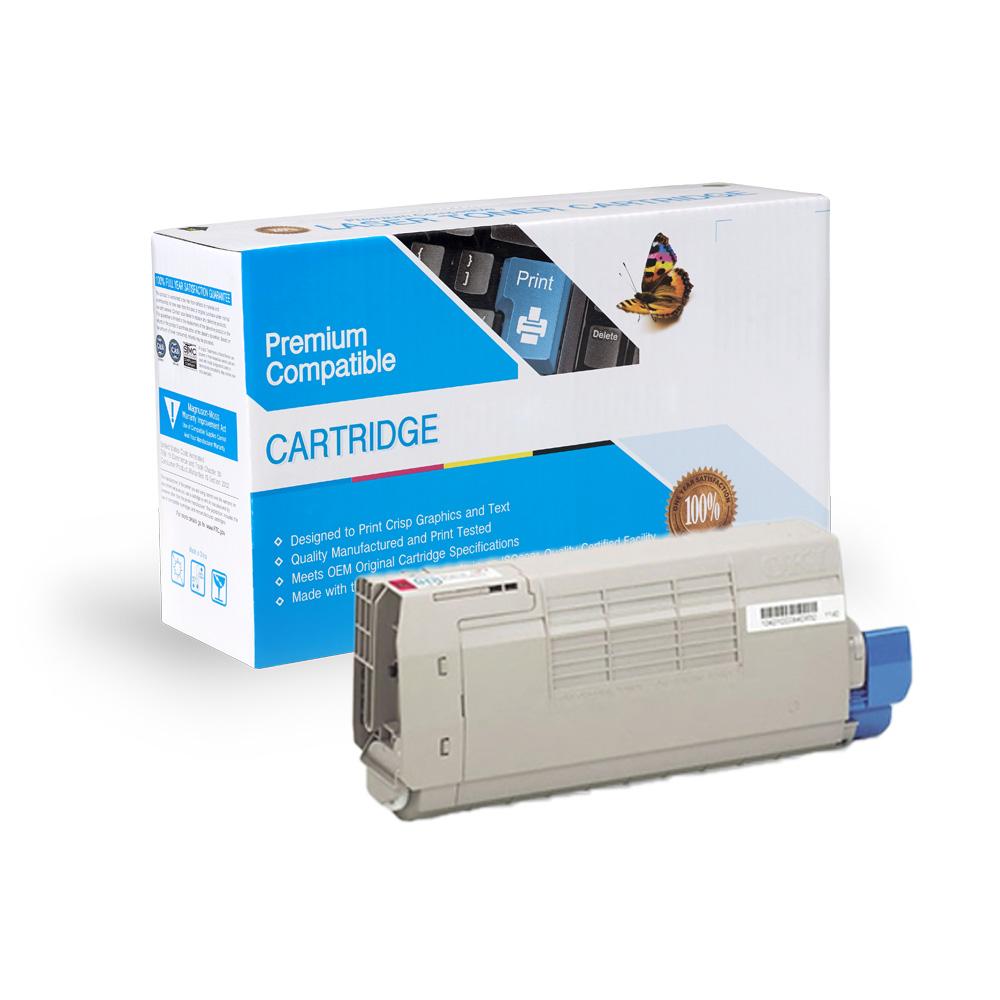 Oki-Okidata Remanufactured Toner 43866102