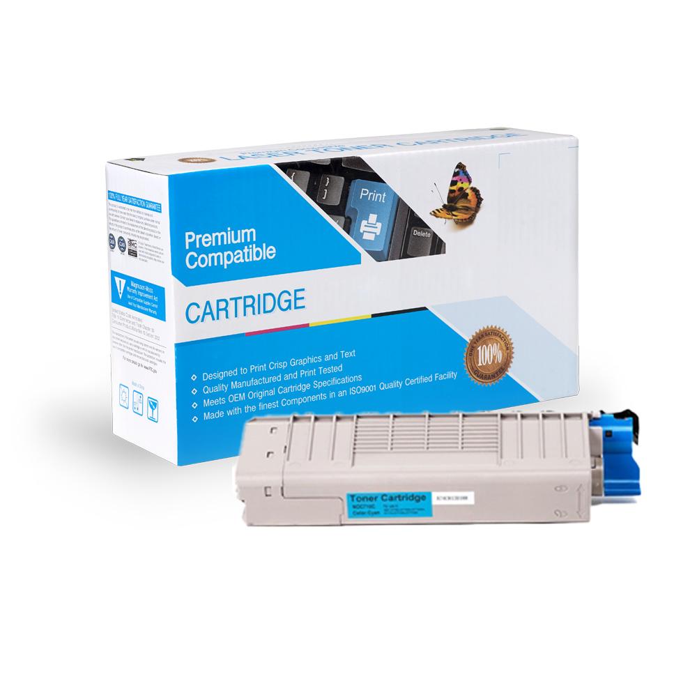 Oki-Okidata Remanufactured Toner 44318603
