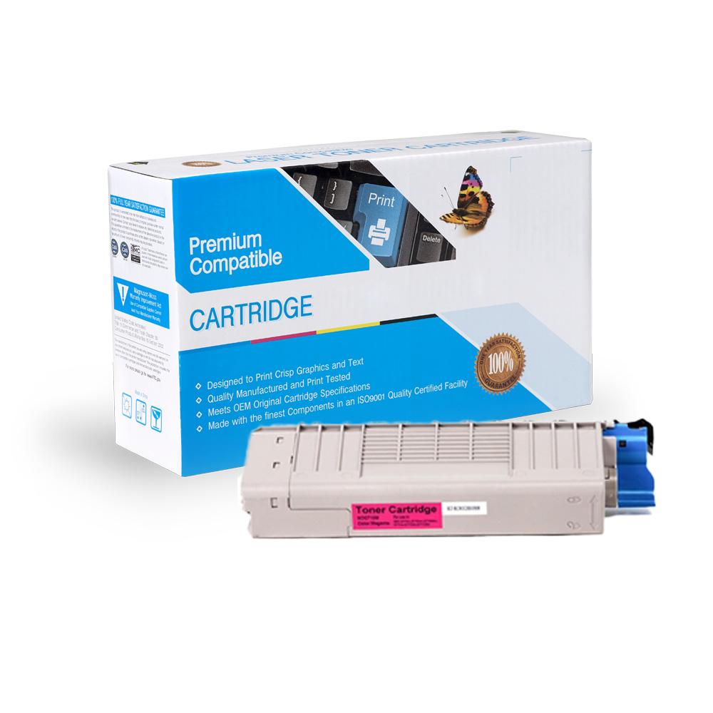 Oki-Okidata Remanufactured Toner 44318602