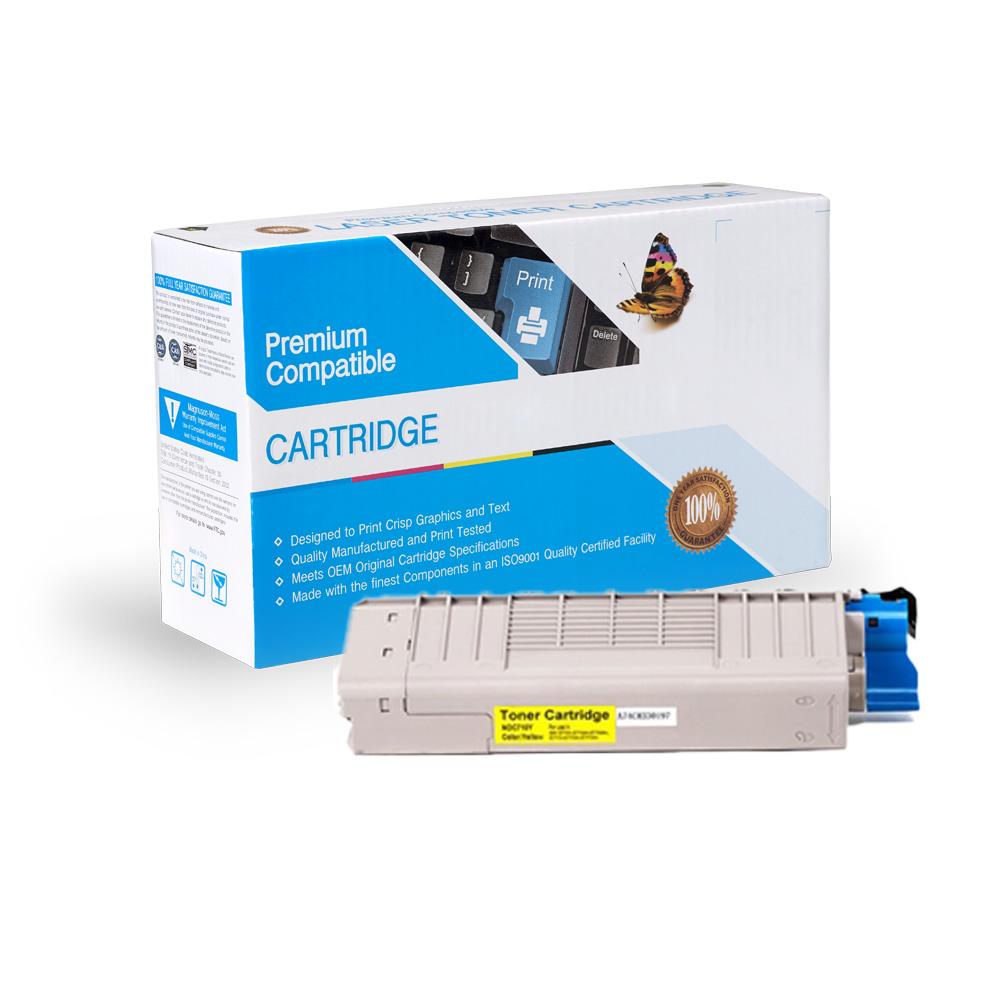 Oki-Okidata Remanufactured Toner 44318601