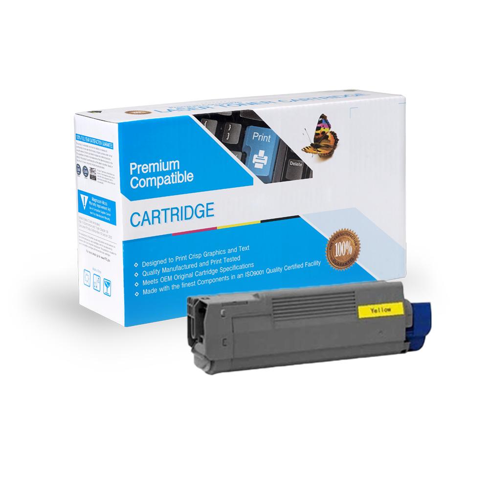Oki-Okidata Remanufactured Toner 44059109