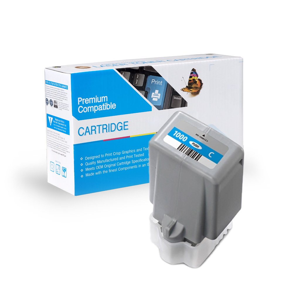 Canon Compatible  PFI-1000C