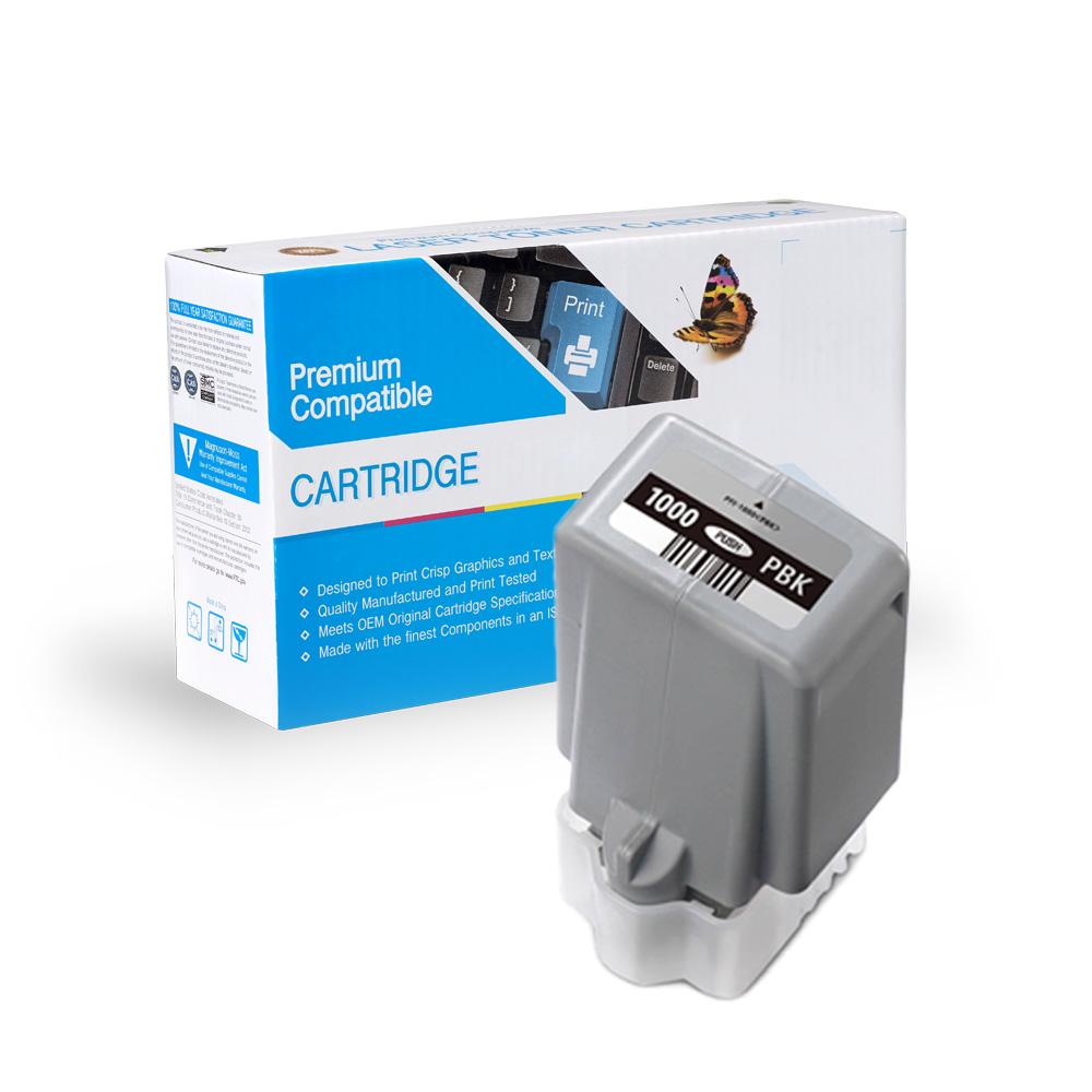 Canon Compatible  PFI-1000PBK