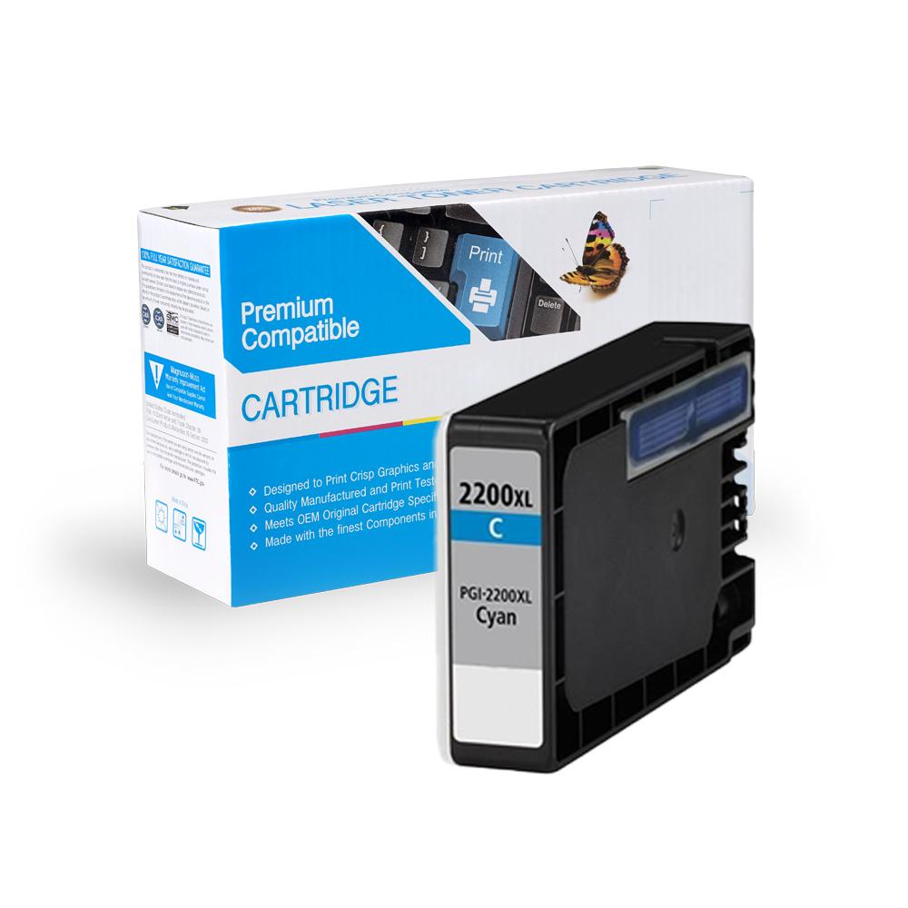 Canon Compatible  PGI-2200XL C, 9268B001
