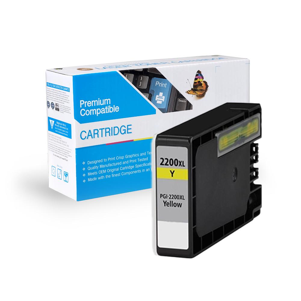 Canon Compatible  PGI-2200XL Y, 9270B001