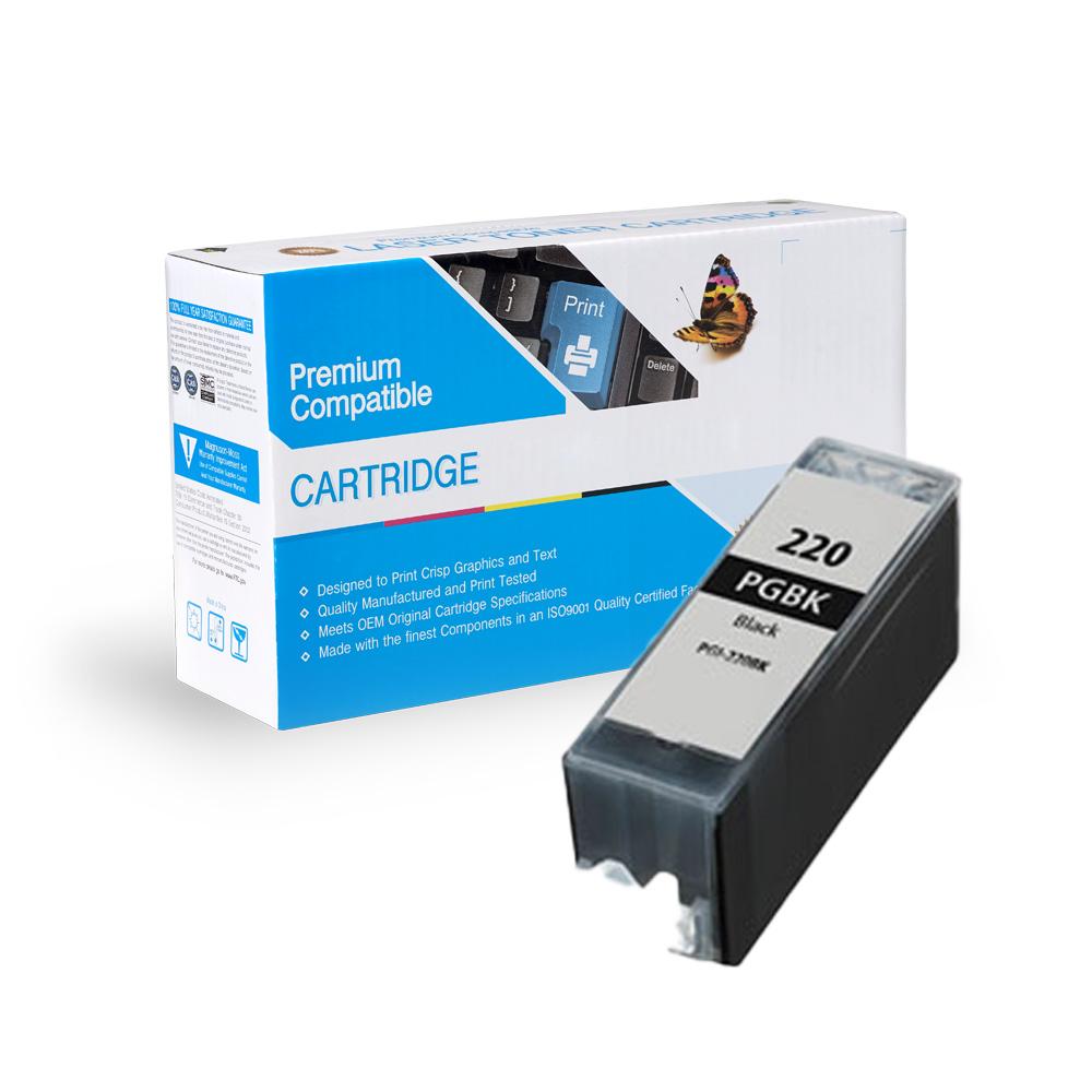 Canon Compatible  PGI-220Bk
