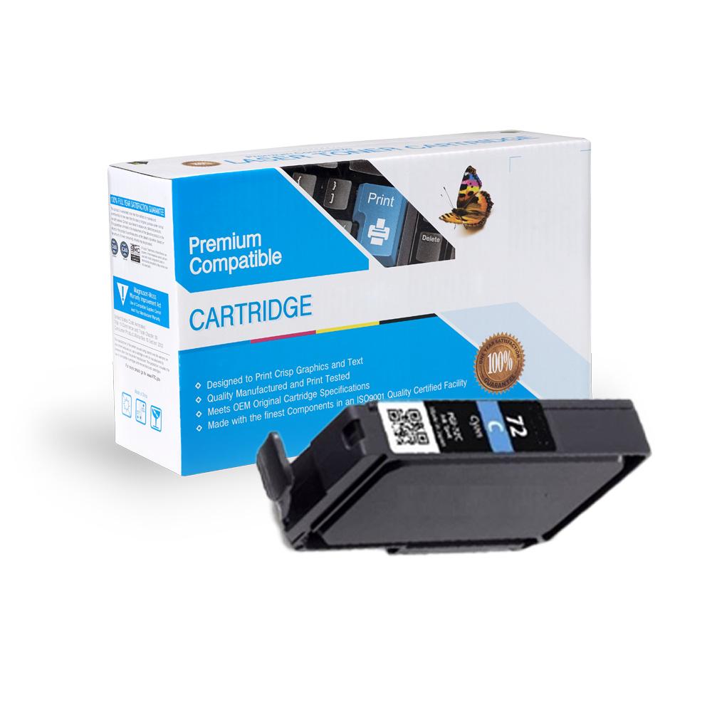 Canon Compatible  PGI-72CY