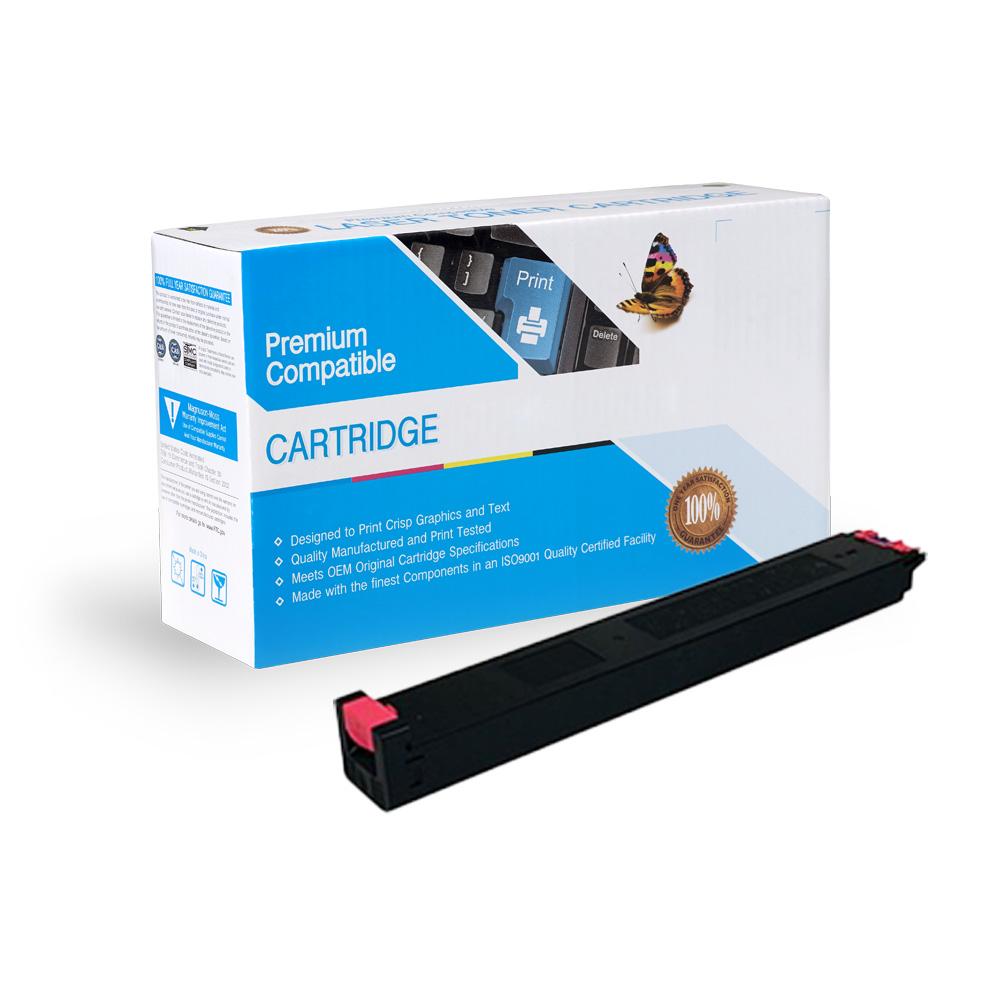 Sharp Compatible Toner MX-27NTMA