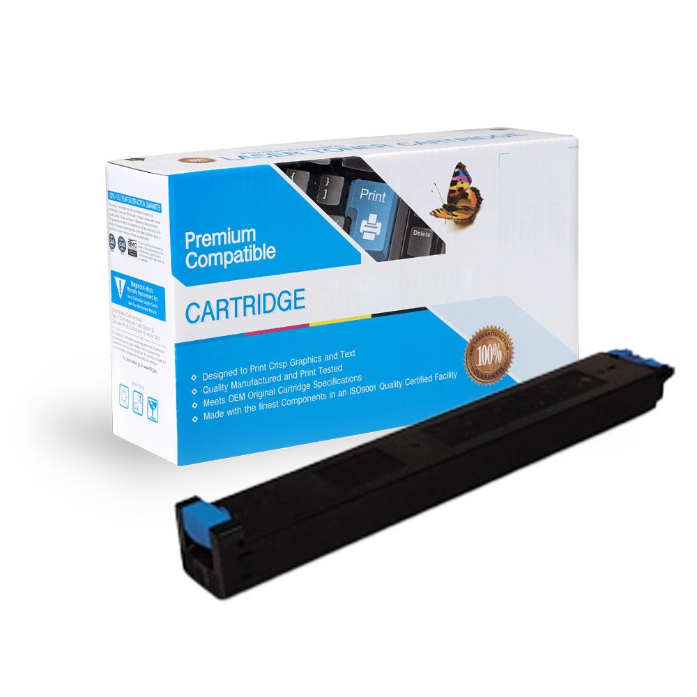 Sharp Compatible Toner MX-31NTCA