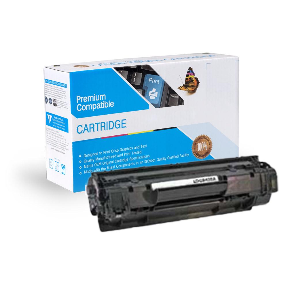 HP Remanufactured MICR CB435A