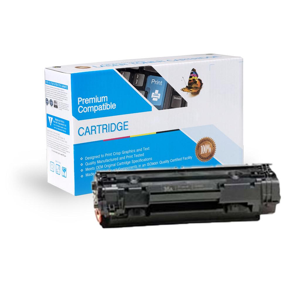 HP Remanufactured MICR CB436A