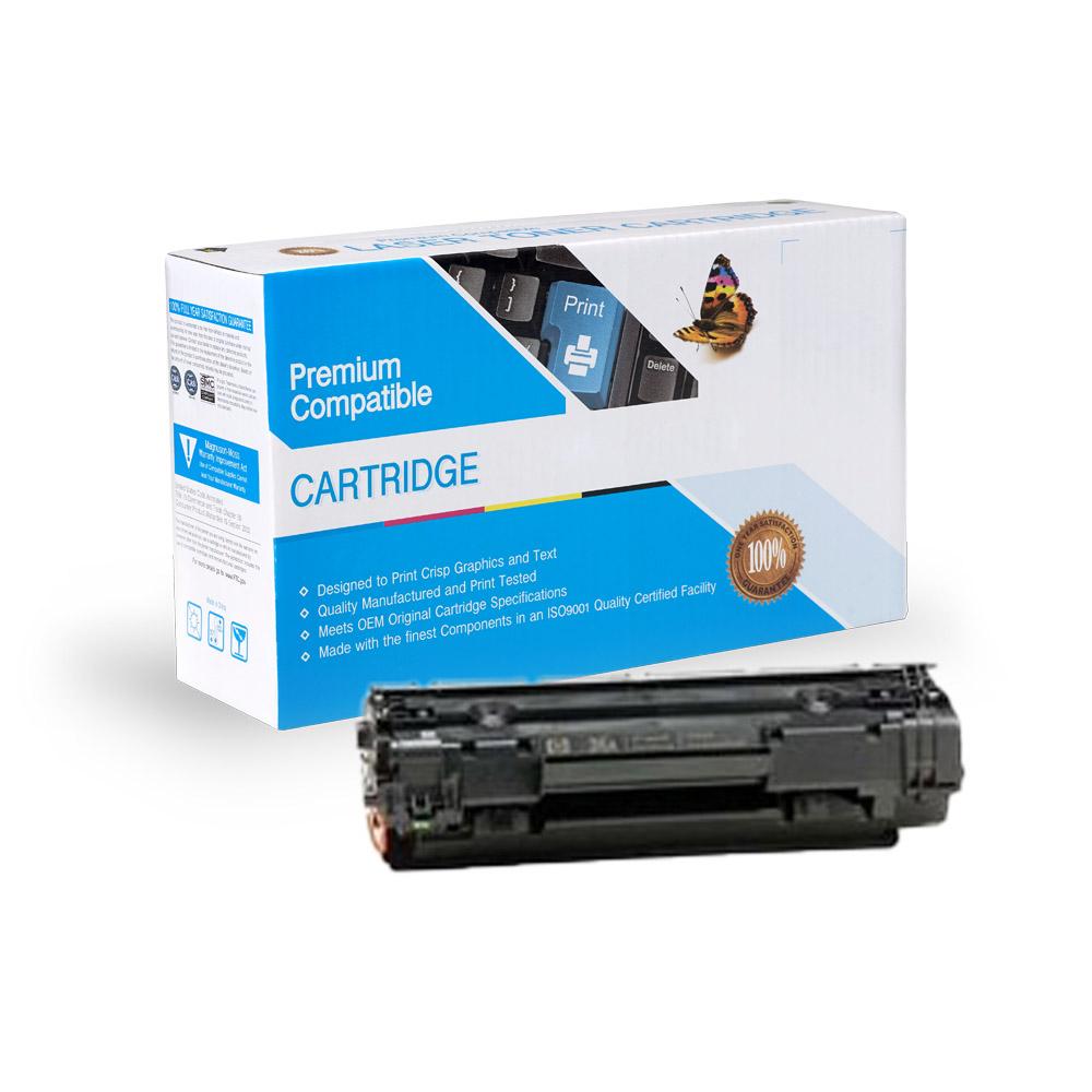 HP 85A (CE285A) Compatible Black Toner Cartridge