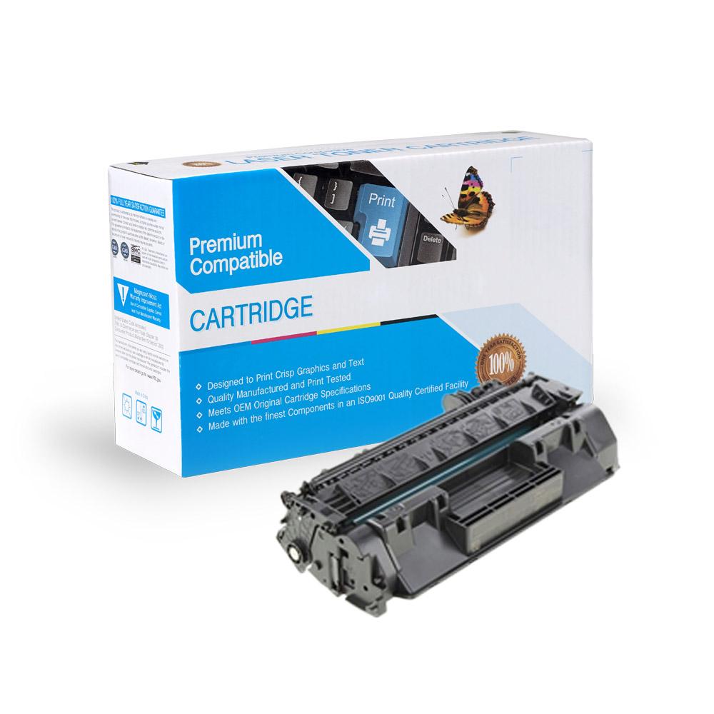 HP Remanufactured MICR CF280A, 80A