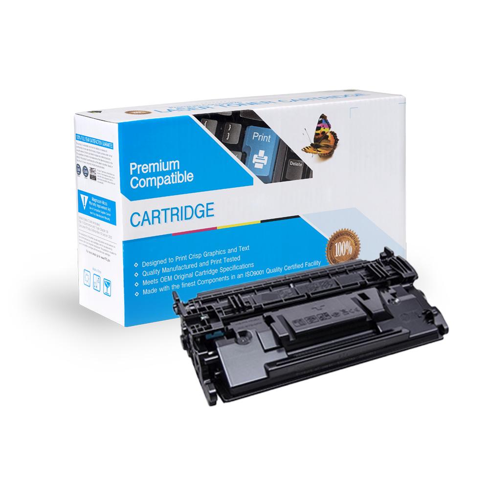 HP Remanufactured MICR CF287A, 87A