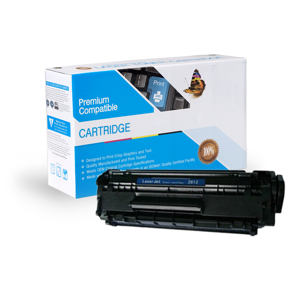 HP Remanufactured MICR Q2612A