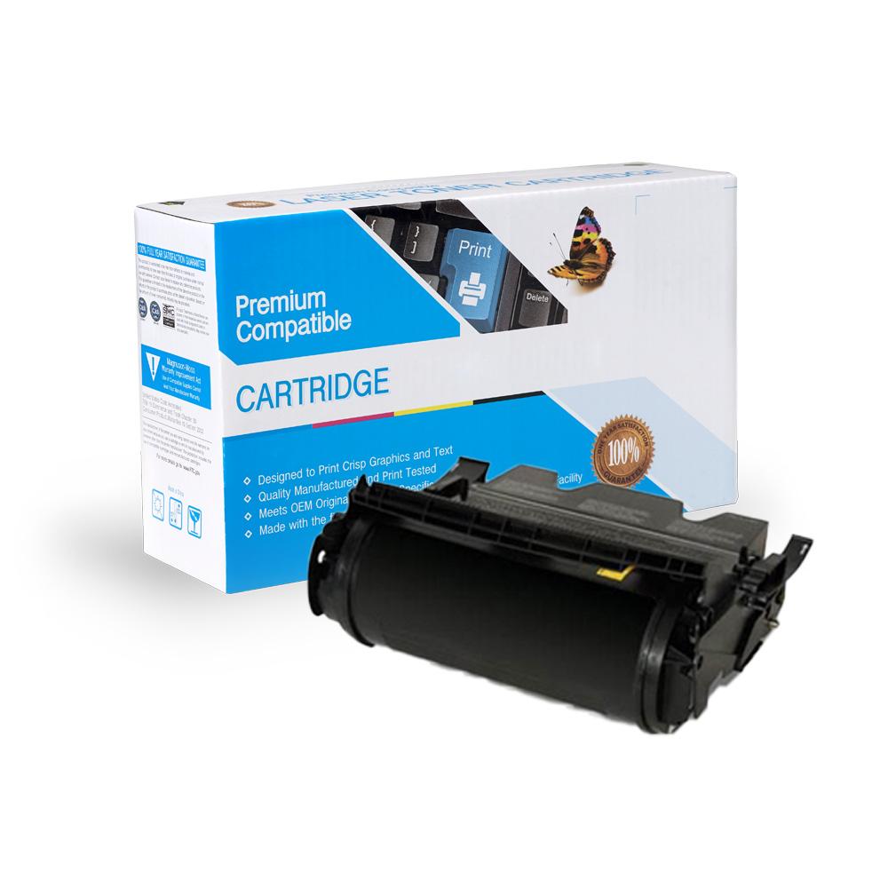 Lexmark Remanufactured MICR T650A11A, T650H21A