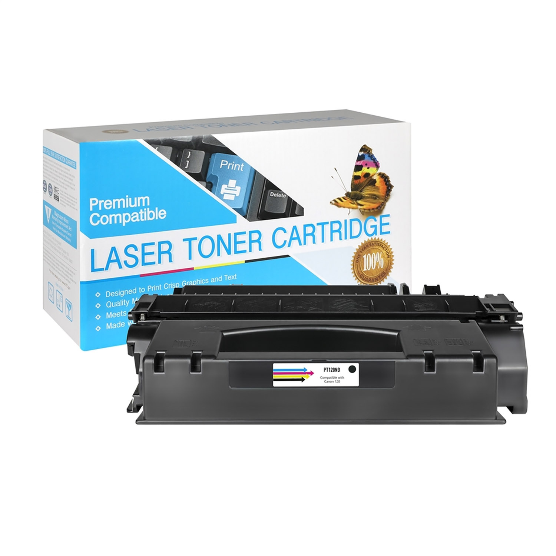 Canon 2617B001AA, (Canon 120) Black Toner Cartridge