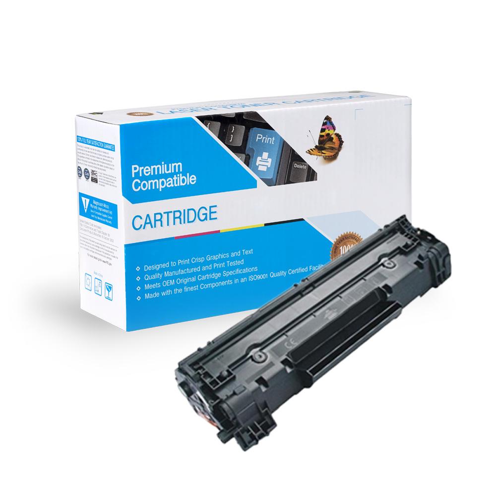 Canon Compatible Toner 125, 3484B001AA, CRG 125