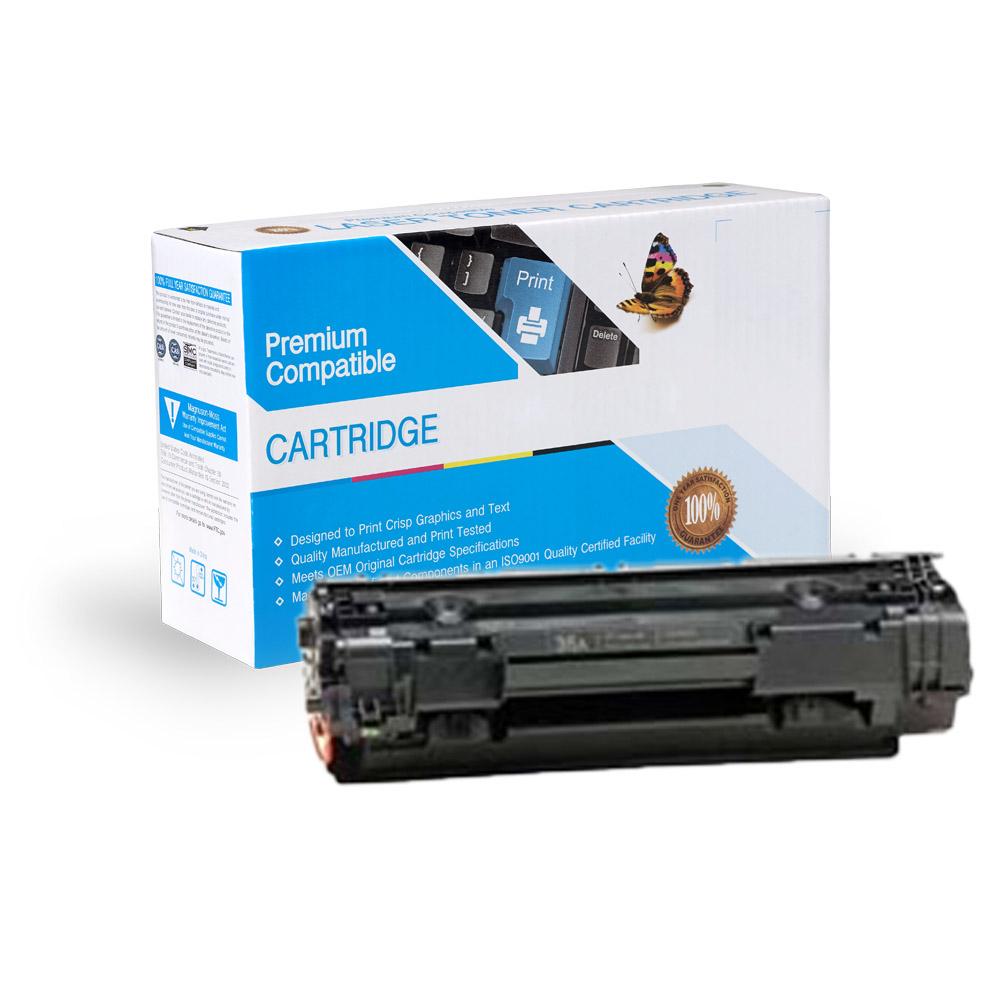 HP Compatible Toner CB436A