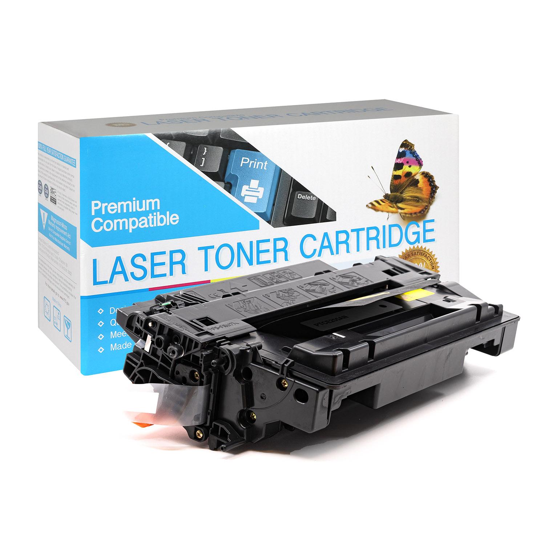 HP Compatible Toner CE255A, 55A