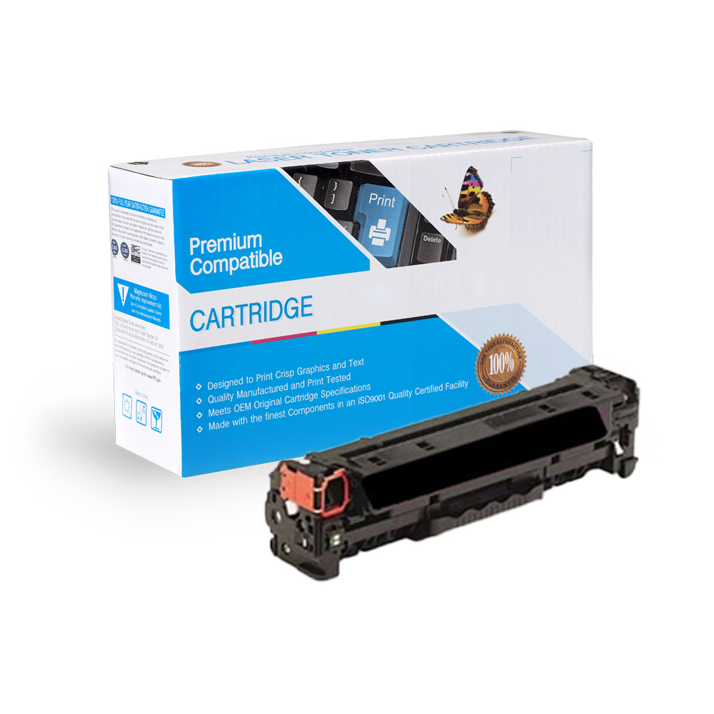 HP Remanufactured Toner CF210X, 131X